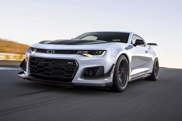Next Chevrolet Camaro plans