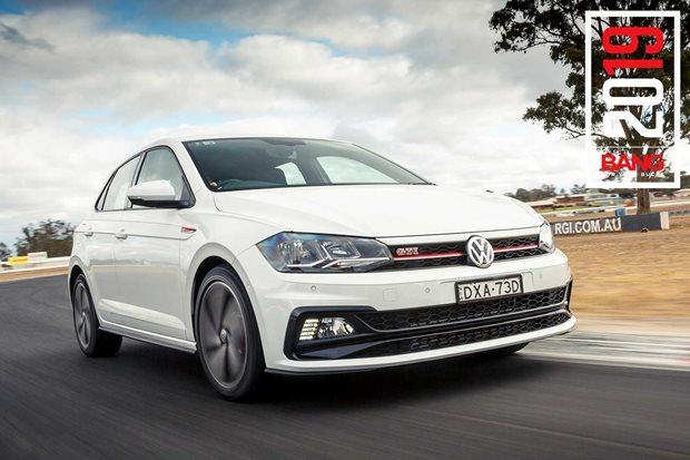 2019 Volkswagen Polo GTI track review