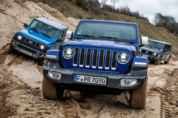Choosing the best stock off-road 4x4