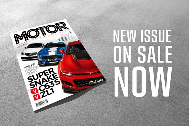 MOTOR Magazine August 2019 issue preview
