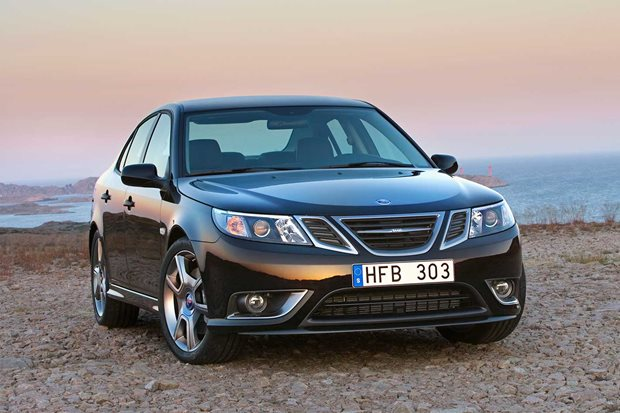 2008 Saab 9-3 Turbo X review classic MOTOR