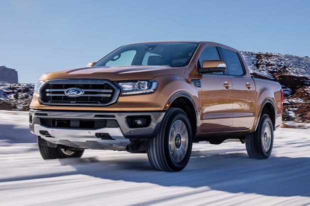 Ford Ranger US sales struggling