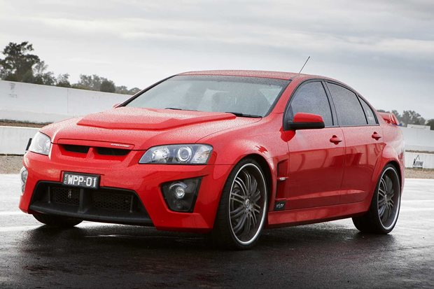 2008 Walkinshaw Clubsport review classic MOTOR