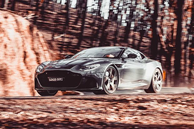 2019 Aston Martin DBS Superleggera feature review