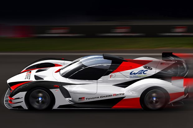 Toyota says it could beat Porsche's Nurburgring record