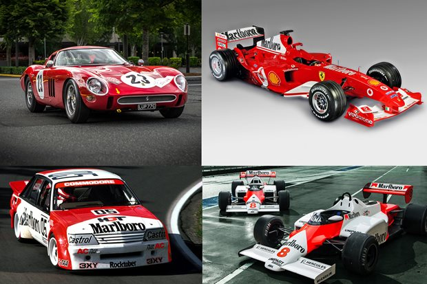 Image gallery: Greatest race cars of all time