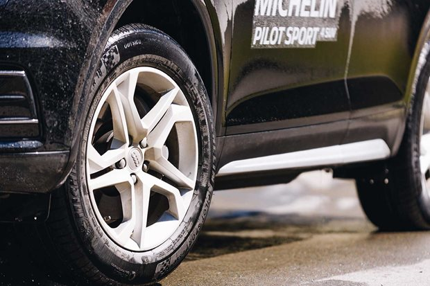 Michelin Pilot Sport 4 SUV Australia launched