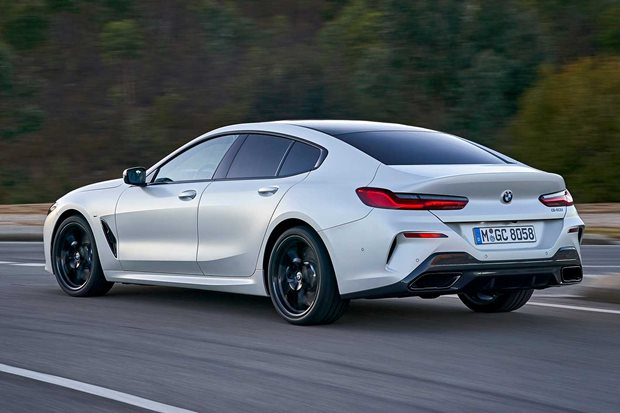 2020 BMW 840i Gran Coupe sDrive first drive performance review