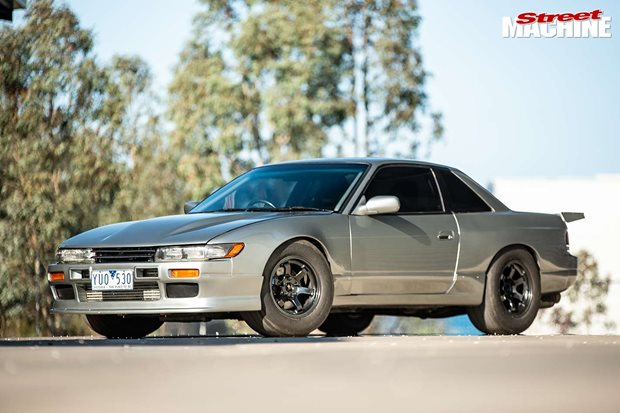 Eight-second, all-wheel-drive Nissan Silvia coming to Drag Challenge 2019