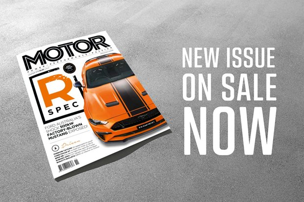 MOTOR Magazine November 2019 issue preview