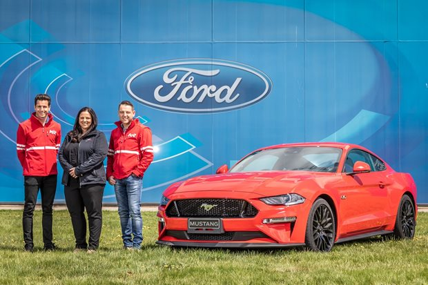 Kelly Racing Mustang switch 2020 Supercars season