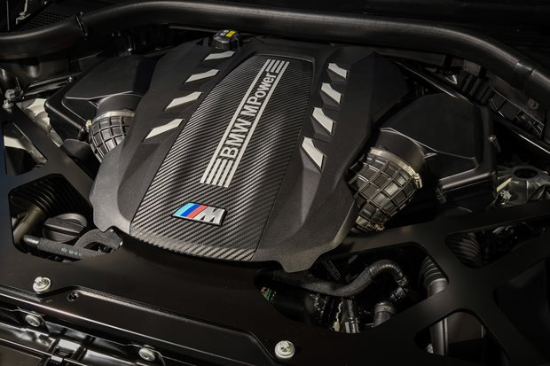 V8 engines are safe for now, says BMW