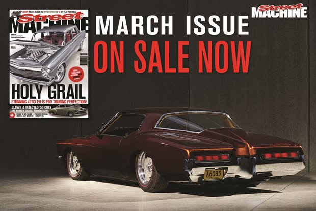 Street Machine: March 2020
