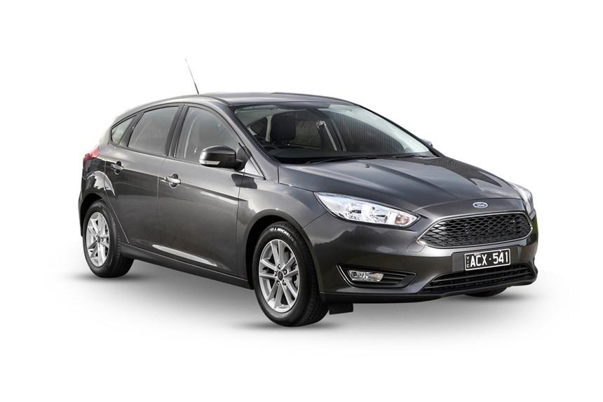 2018 Ford Focus Trend 1 5l 4cyl Petrol Turbocharged