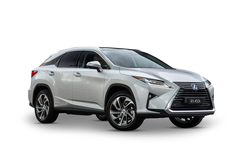 2016 lexus rx450h luxury hybrid 3 5l 6cyl hybrid automatic suv. Black Bedroom Furniture Sets. Home Design Ideas