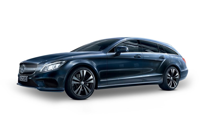 2018 mercedes benz cls250 d 2 1l 4cyl diesel turbocharged for Mercedes benz cls wagon