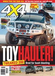 Subscribe to 4X4 Australia