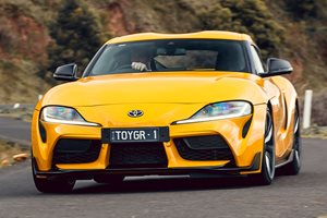 Just shut up about how much BMW is in the Toyota Supra