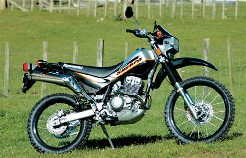 Kawasaki Super Sherpa 2006