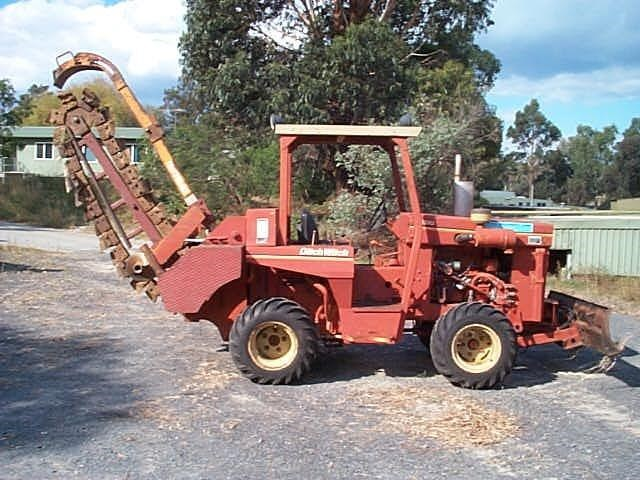 1987 ditch witch 6510 pd for sale rh tradeearthmovers com au Ditch Witch 6510 Specs Ditch Witch 6510 Weight