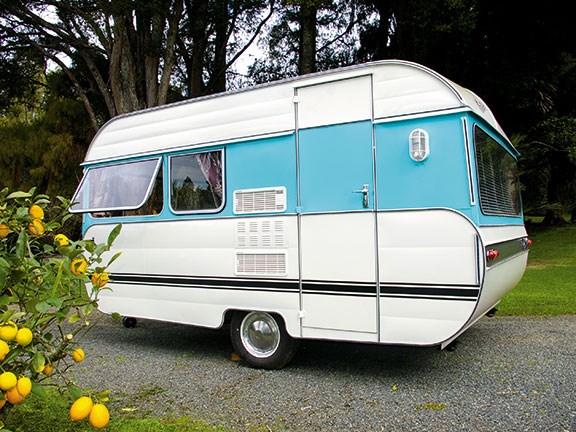 Vintage Corner Retro Caravans Northland Ltd