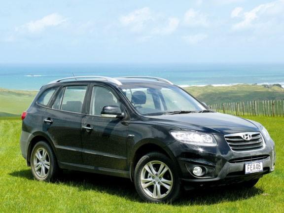 Tow Vehicle: Hyundai Santa Fe