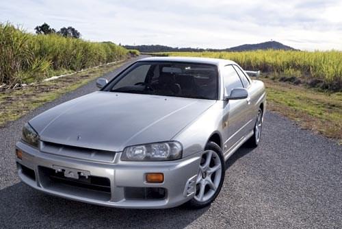 Buyers Guide Nissan Skyline R34 1998 2002