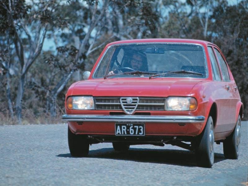 Alfa Romeo Alfasud Budget Classic - Alfa romeo alfasud for sale