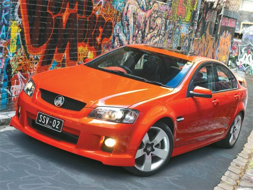 Holden Ve Commodore Ssss V Buying Used