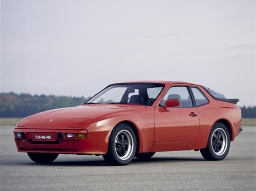 Value 1983 porsche 944