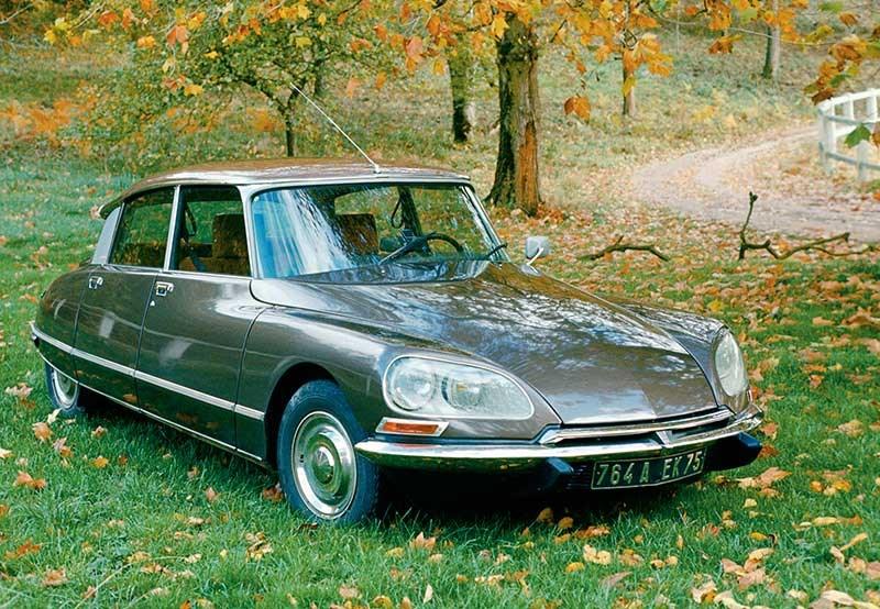 Ford Dealer Austin >> Citroen DS23 Pallas review