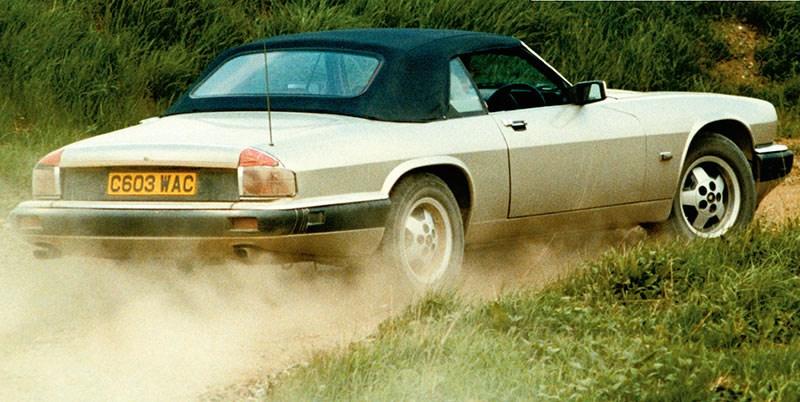 Perfect Jaguar XJS