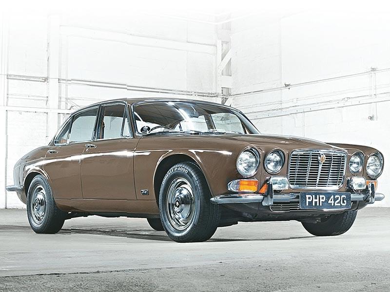 1968 jaguar xj6