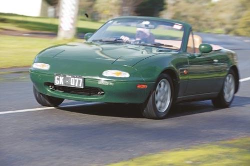 Mazda MX-5 (1989-98) Buyers Guide