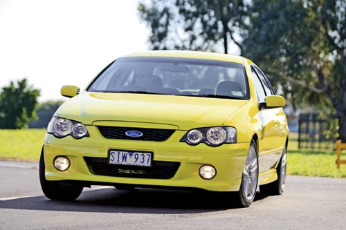 Ford Ba Falcon Xr6 Turbo 2002 2007 Buyers Guide