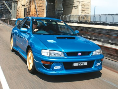 Subaru impreza for sale sydney