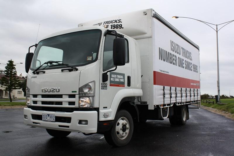 isuzu trucks frr 600 review rh tradetrucks com au 2013 Isuzu FTR 1999 Isuzu FTR