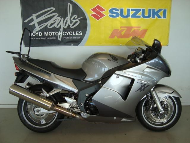 2007 HONDA CBR1100 XX Blackbird For Sale