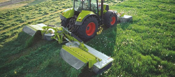 New Claas Disco 8550 C Hay Tools For Sale