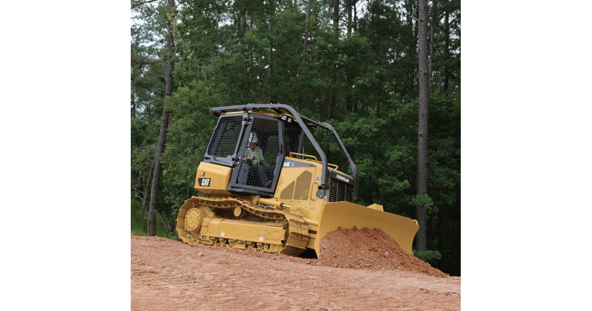 New Caterpillar D4k Lgp Dozers For Sale