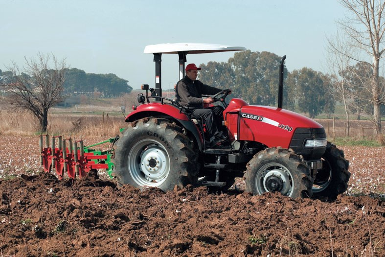 New Case Ih Jx80 Hc 4wd Rops Tractors For Sale