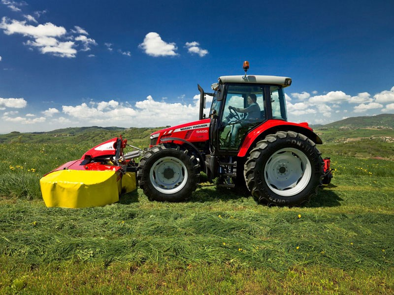 Used Mattracks For Sale >> New MASSEY FERGUSON 5460-4C Tractors for sale