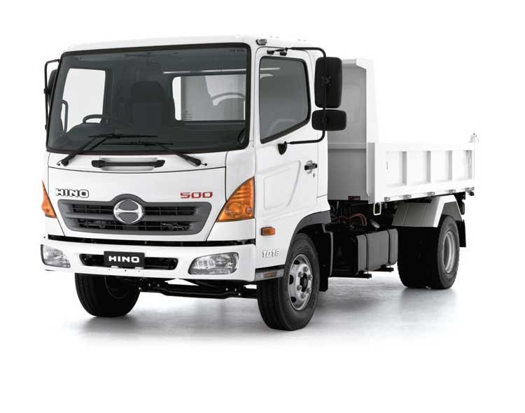 New HINO 500 FC1018 Compact Dump Trucks for sale