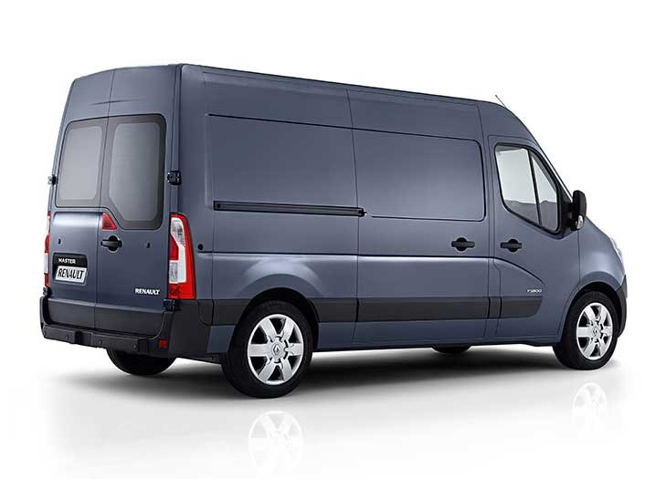New Renault Master Lwb Mid Roof L3h2 Automated Manual Light
