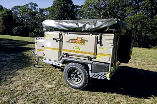 New ECHO 4X4 6 Camper Trailers For Sale
