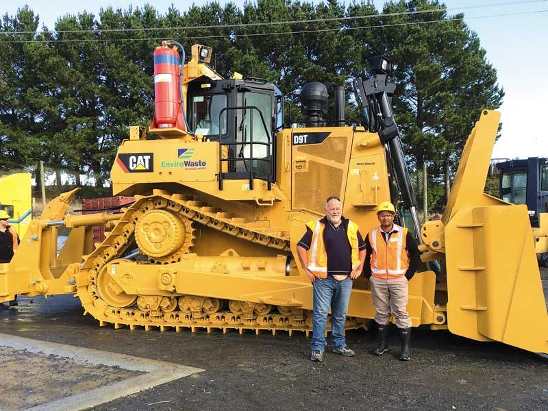 Cat D9t Bulldozer Product Feature