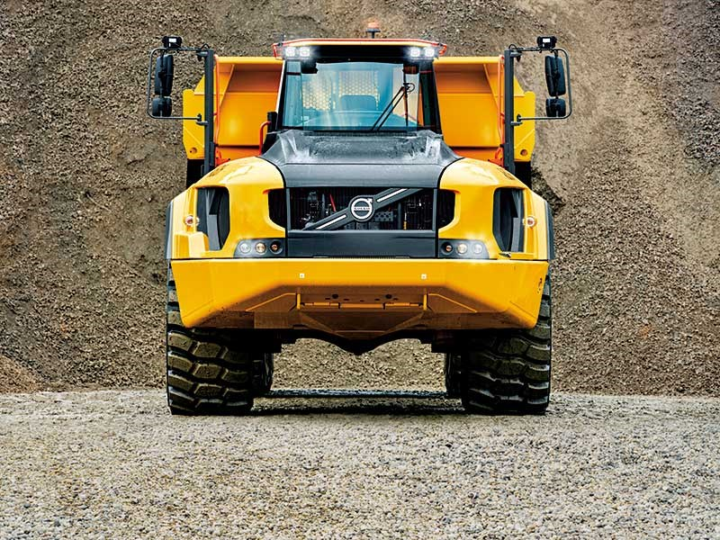 Volvo A60h Adt Introduced In Nz
