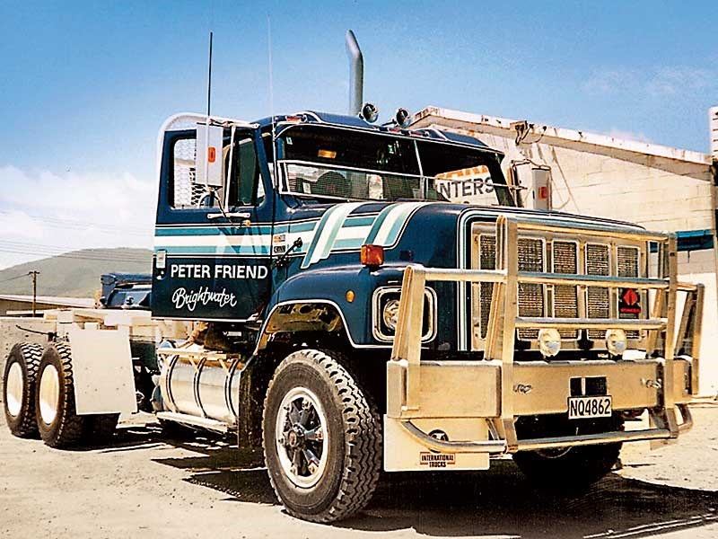 80's and 90's New Zealand logging trucks: Nelson Loggers ...