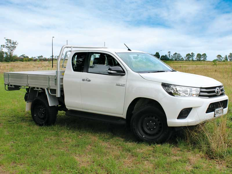 Equipment Trader Online >> Toyota Hilux SR ute review