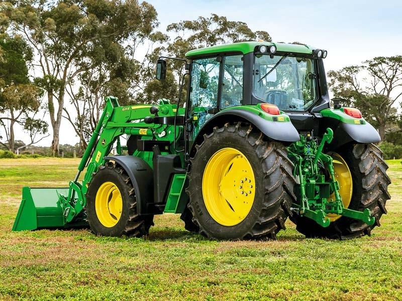 Most Popular John Deere Tractor : Top tractor john deere m